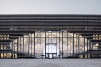 Tianjin_Library_©Ossip