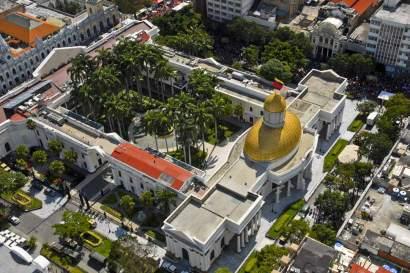 Sede do Legislativo da Venezuela, em Caracas