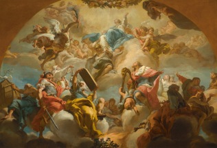 free-shipping-classical-religion-figures-angels-heaven-music-canvas-prints-oil-painting-on-canvas-wall-art.jpg_640x640