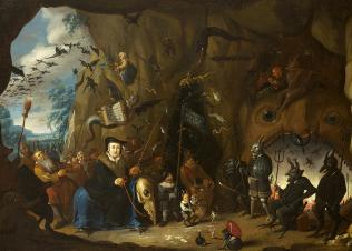 luther-in-hell-egbert-van-heemskerck-ii