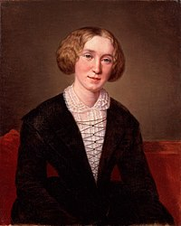 George Eliot/Mary Ann Evans