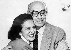 Lygia e Saramago
