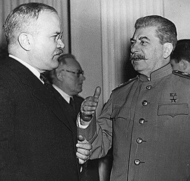 Molotov-Stalin