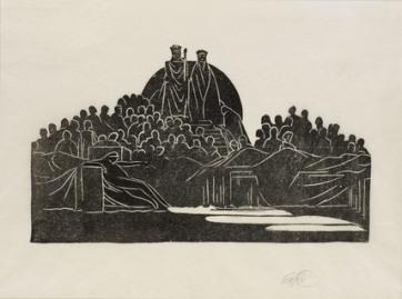 Ilustração hamlet