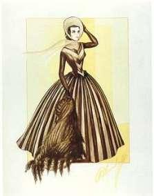 Ilustração madame bovary